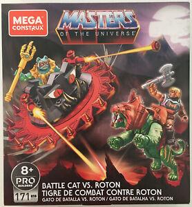 MEGA Construx Masters of the Universe Battle Cat Vs. Roton He-Man Mer-Man GPH23