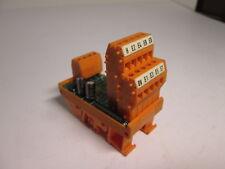 Convertisseur analogique 0-10V 8BIT  WEIDMÜLLER 112336