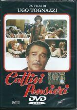 Cattivi pensieri (1986) DVD NUOVO Ugo Tognazzi, Edwige Fenech, Luc Merenda, Veru