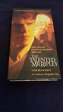 The Talented Mr. Ripley (Vhs, 2000) - Damon Paltrow Law