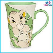 Disney The Lion King's Simba and Rafiki Ceramic Mug brand new