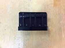 4 String Bass Guitar Bridge Parts - Black