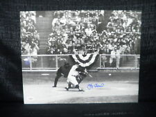 Yogi Berra New York Yankees Signed World Series 11 X 14 Photograph JSA