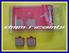 Pastiglie freno anteriori BREMBO SA BENELLI TNT 1130 RS 05>06 rosse 2005 2006