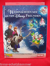 Panini REWE Weihnachten mit guten Disney Freunden Album Sammelalbum Leeralbum