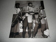 BB King Blues Guitar Live 11x14 Candid Promo Photo #3