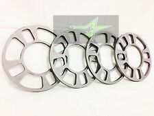 4x WHEEL SPACERS 8MM 5/16 | FITS 4X98 4X100 4X108 4x110 4X114.3 4X120 4X4.5 1/3""