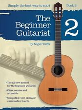 Nigel Tuffs The Beginner Guitarist Learn to Play Easy Lesson Guitar Music Book 2