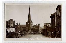 (Sa599-100) Birmingham Bull Ring ,c1950 ,unused ,VG
