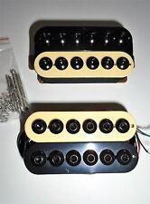 New Set Humbuckers - crusader style - zebra - pour guitare GIBSON