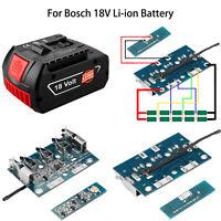 Li-Ionen-Batteriegehäuse Gehäusedeckel Leiterplatten-Kit für Bosch 18V Tool
