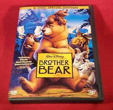Brother Bear (Disney DVD, 2-Disc Special Edition, W/ Booklet)
