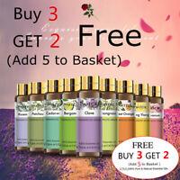 Essential Oil 10ML 100% Pure Therapeutic Grade Oil For Skin Hair Soap Diffuser Z