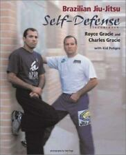 Brazilian Jiu-Jitsu Self-Defense Techniques (Brazilian Jiu-Jitsu) Free Shipping.