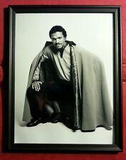 Star Wars Lando Calrissian Billy Dee Williams Photo Framed Print Gift Present