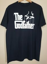 The Godfather T Shirt Ripple Junction Size Large Black and White