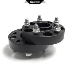 4x 25mm For Suzuki Grand Vitara 5x114.3 CB60.1 Stud 12x1.25 Wheel Spacer Adapter