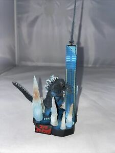 Godzilla 50TH Complete Works YUJI SAKAI 1994 SpaceGodzilla Diorama Figure