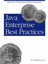 Java Enterprise Best Practices by R. Eckstein and Inc. Staff O'Reilly and...