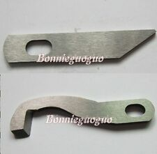 Upper & Lower Serger Knife Brother 929D 1034D 3034D Viking #XB0563001&X77683001