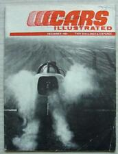 CARS ILLUSTRATED MAGAZINE Dec 1964 Mercedes 300SE / Speedwell Courier Road Tests