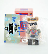 "Medicom Bearbrick Series 19 Secret ""Stussy XXX"" Be@rbrick"