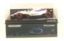 1 43 Minichamps Williams Mercedes Fw40 F1 Test Bahrain Paffett 2017
