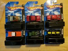 Hot Wheels Mystery 2008 6 Car Lot W/packaging Chevy Nova Mustang T-bird Corvette