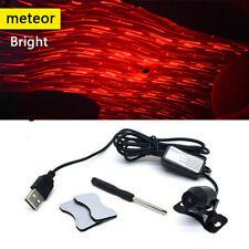 USB 5V Star Light LED Projector Light Car Interior Atmosphere Ambient Lamp Red