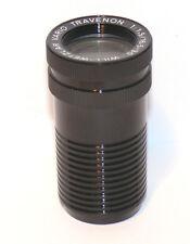 Projektor Objektiv Will Wetzlar Vario Travenon  1,5/16,5-30 mm Super 8      W12
