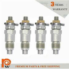 4PCS Fuel Injectors Nozzel For Kubota D1302 D1402 V1702 V1902 Engine 15271-53000
