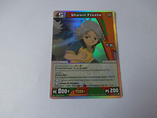 Carte Inazuma Eleven Shawn Froste Champions Galactiques !!!