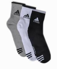 Men Multi Color Cotton Sports Socks - Pack Of 3 Pairs (AD..).