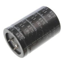 18 01 0180 Snap In Capacitor 50v 18000uf 85c 35x50mm