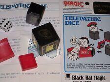 Telepathic Dice Magic Trick - Close-Up, Mentalism Magic, Street, Read Minds