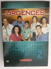 Urgences Saison 2 dvd