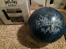 "Track Mutant Mania 2nd/x-out 15 Pound Bowling Ball | 4 - 5"" Pin 