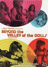 Beyond the Valley of the Dolls (dvd) *New* 2-disc, Roger Ebert screenplay, Oop