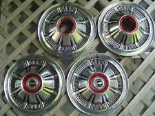 VINTAGE 1966 1967 1968  FORD  PICKUP TRUCK BRONCO 1  HUBCAPS WHEEL COVERS 4+4
