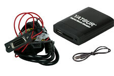 Yatour USB SD AUX MP3 Adapter BMW E46 E39 E38 E53 Z4 für Wechsleranschlüsse