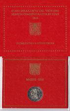 2 euro commémorative vatican 2016. Jubilé de la miséricorde.