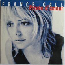 "FRANCE GALL - CD SINGLE ""PRIVÉE D'AMOUR"""