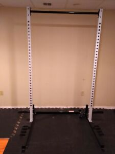 New York Barbell Power 1/2 Rack