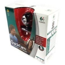 Logitech QuickCam Communicate Deluxe V-UBE43 1.3 MP USB Webcam*New