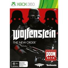 Wolfenstein The Order Xbox 360 &