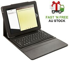 Exquisite 2in1 iPad Case & Keyboard Specially design for iPad 2/3/4 Bluetooth