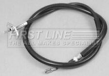 VW LT Van 1996-2006 Handbrake Cable Front Section 2D0609701C *