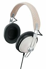 Panasonic Retro Best in Class Over-the-Ear Stereo Headphones RP-HTX7-W (White)