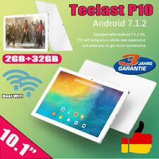 """10.1"""" Teclast p10 2gb+32gb Tablet PC Android 7.1 l'Octa Core OTG Dual Wifi 5200 mAh"""