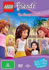 LEGO FRIENDS : THE GRAND HOTEL (Volume 9) -  DVD - UK Compatible sealed